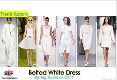 Trend for Spring Summer 2014 #DressingwithBarbie