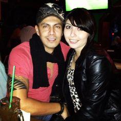 Somos una pareja de puro guapo!!!