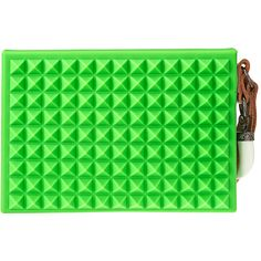 Nine West LEAH CLUTCH (79 RON) ❤ liked on Polyvore featuring bags, handbags, clutches, purses, green silicon, man bag, handbags purses, green purse, nine west purses and green clutches
