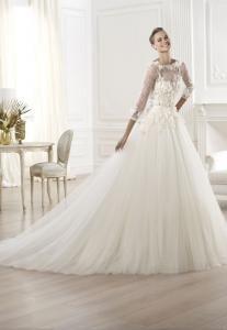 Vestido de noiva de Pronovias Modelo LANICE | Noivas de Portugal