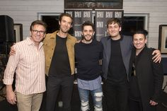 Thomas Rhett Celebrates Recent Chart-Toppers At Double No.1 Party