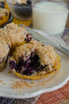 (To Die For) Blueberry Muffins