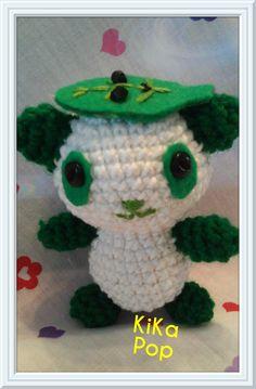 Kika Pop: Panda Verde
