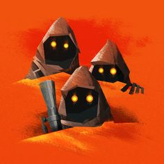 Jawa Illustration