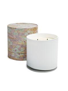 Gilt의 Spring Refresh: White Furniture, Lighting & More 세일 중 White Moonstone Candle (64 OZ)