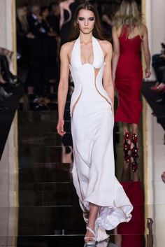 Atelier Versace Haute Couture spring/summer 2015 collection.