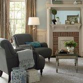 Birch Lane - Shephard Arm Chair. Love these chairs!
