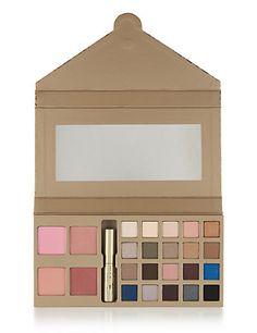 Stila Whole Lot of Love Pallette Mascara, Lashes, Glow, Blush, Palette, Eyeshadow, Make Up, Shades, Pearls