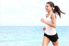 My Run, running, femme, vêtement de sport