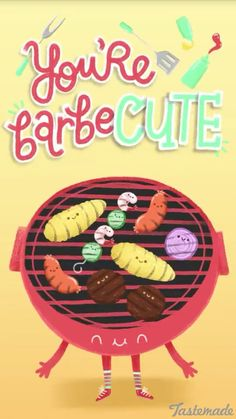 You are barbe-cute