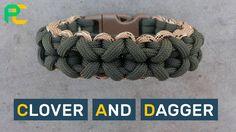 Paracord Used (Wrist size = 17 cm (6.5 inches)): desert camo cord - 1 m (3.3 ft) od green dark cord - 2.9 m (9.5 ft) Design by Dman Mcq.