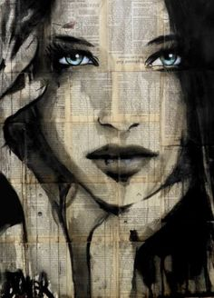 "Saatchi Art Artist Loui Jover; Drawing, ""flight"" #art"