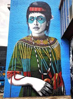 Stencil Graffiti, Graffiti Wall Art, Banksy Art, Graffiti Painting, Street Wall Art, Murals Street Art, Best Street Art, Street Art Graffiti, Street Painting