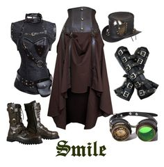 """""""Smile it looks good on you"""" by bree061134 on Polyvore"""