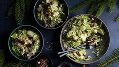 Koti, Sprouts, Salad, Vegetables, Ethnic Recipes, Christmas, Xmas, Salads, Vegetable Recipes