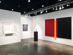 PETER BLAKE GALLERY | LOS ANGELES ART SHOW 2015 INSTALLATION IMAGES