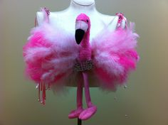 "And the winner is ""Pink Flamingo"""