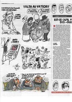 Pag 2 - Tutto il nr 1178 del 14 gennaio di Charlie Hebdo può essere scaricato liberamente da http://laduendes.blogspot.it/2015_01_01_archive.html
