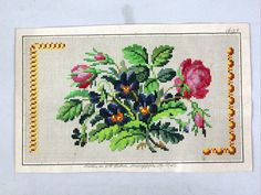 Needlework design 286783.11 | National Trust Collections