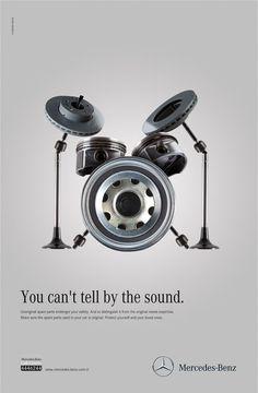 #Publicidad Mercedes