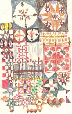 abstract pattern by Monika Forsberg via walkyland Art And Illustration, Pattern Illustration, Illustrations, Surface Pattern Design, Pattern Art, Abstract Pattern, Textures Patterns, Print Patterns, Arte Popular