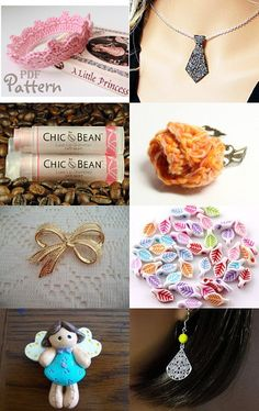 TOP 16 MUST-HAVE BNS by CHIC Bean http://etsy.me/12CiFX4 via @Etsy #handspunwool #jewelry #diecuts #lipshimmer #crochetpattern #vintage #coasters #crochet-Pinned with TreasuryPin.com