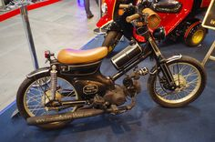 Classic CUB (Customized Honda Super-CUB)