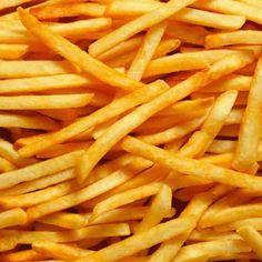 Como fazer as batatas fritas do Mc Donalds