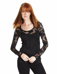 Robert Rodriguez Women's Stretch Lace Top Lace Jacket, Cool Style, My Style, Trendy Tops, Stretch Lace, Hairstyle, How To Make, Stuff To Buy, Clothes
