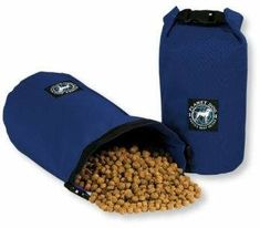 Find the best Travel Feed Bag at L. Golden Retriever Gifts, Feed Bags, Dachshund Gifts, Dog Food Recipes, Weiner Dogs, Travel, Viajes, Traveling, Dachshund Dog