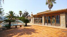 Beautiful villa for sale in Benissa.