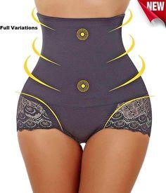 60c2497bffb74 Women Clothing Body Shaper High Waist Butt Lifter Tummy Control Panty Slim  Waist  Gotoly