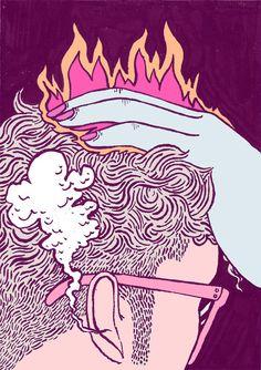 Illuminate Me by Kirsten Rothbart - http://kirstenrothbart.tumblr.com/