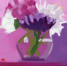 Supper Club, Fine Art Gallery, Art For Sale, Flower Art, Artist, Flowers, Painting, Art Floral, Art Gallery