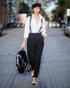 Espectaculares ideas de look. Lo mejor de Street Style. Vintage Chanel bb9ea620f5c7