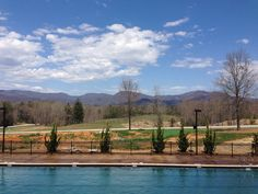 The view from Hotel Domestique // yeahTHATgreenville