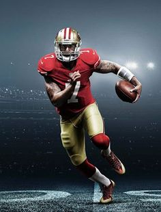 de5357c2755 Ravens and take on Super Bowl XLVII in Nike s most innovative uniform  system. Hanz Rayos · San Francisco 49ers