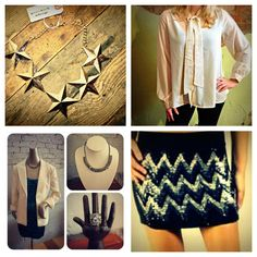 Big plans for New Year's Eve? Your going to need a new outfit! These are a few pieces from our downtown shops!