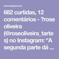 """682 curtidas, 12 comentários - 💮rose oliveira (@roseoliveira_tartes) no Instagram: """"A segunda parte dá aula 👍😉 #videoaulas #crochet #fiodemalha #trapillo . . . Via @handcraft5555"""""""