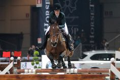#jumping #jumpingverona #horses #horse #horselove #show #cavalli @fieracavalli #fieracavalli2015 #bmw #palabmw #fixdesign #palafixdesign #jessicaspringsteen  Gare di salti al Pala BMW & Pala Fixdesign  Photo Credits: Ennevi Foto - Veronafiere