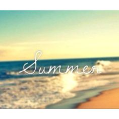 Please just come a little faster! Summer nights, bikinis, short shorts, flip flops, sunglasses, sunshine, music, pool parties, no makeup on everyday, sleep in, friends, beach, and the list goes on.. Summer<3