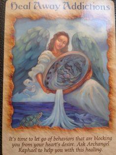 Cura e libertação de vícios ~ mensagem do dia 15-8-2015 ~ Doren Virtue