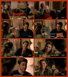 "Ok. The Kara/Mon-El Couch Scene just might be my favorite ""KaraMel"" scene so far (the kiss was great, yeah, but I'm a sucker for cute/funny convos like this and the Monopoly scene from 2x08). 