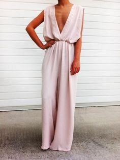 wanting to do a dressy jumpsuit instead of a dress to change it up!