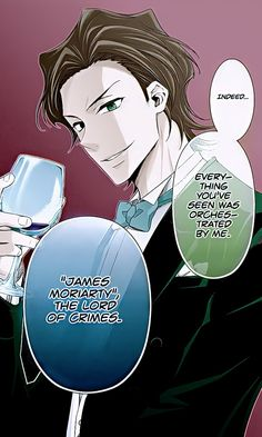 Albert Moriarty - Moriarty The Patriot Sherlock Moriarty, James Moriarty, Manhwa, Anime Guys, Manga Anime, Anime Life, Perfect World, Patriots, Anime Characters
