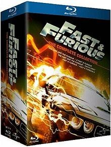 Fast and Furious series movies - Bing Images.  Only one I haven't, and will not watch is, Tokyo Drift =\