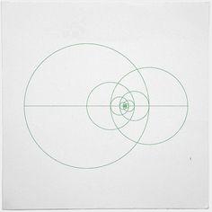 #373 Fibonacci orbits – A new minimal geometric composition each day