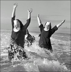 """Runaway Nuns! Two Nuns In Their 80′s Escape Convent"" 