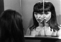 Anna Karina in Ce soir ou jamais, 1961.