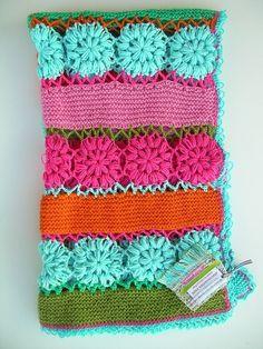 Atelier XT blankets / Mantas atelier XT by Graça Paz lifestyle* atelier xt on Flickr  The colour combo.  The inspiration!  Yes!